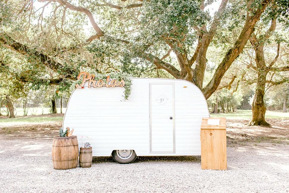 Gingersnap Photo Camper - Houston