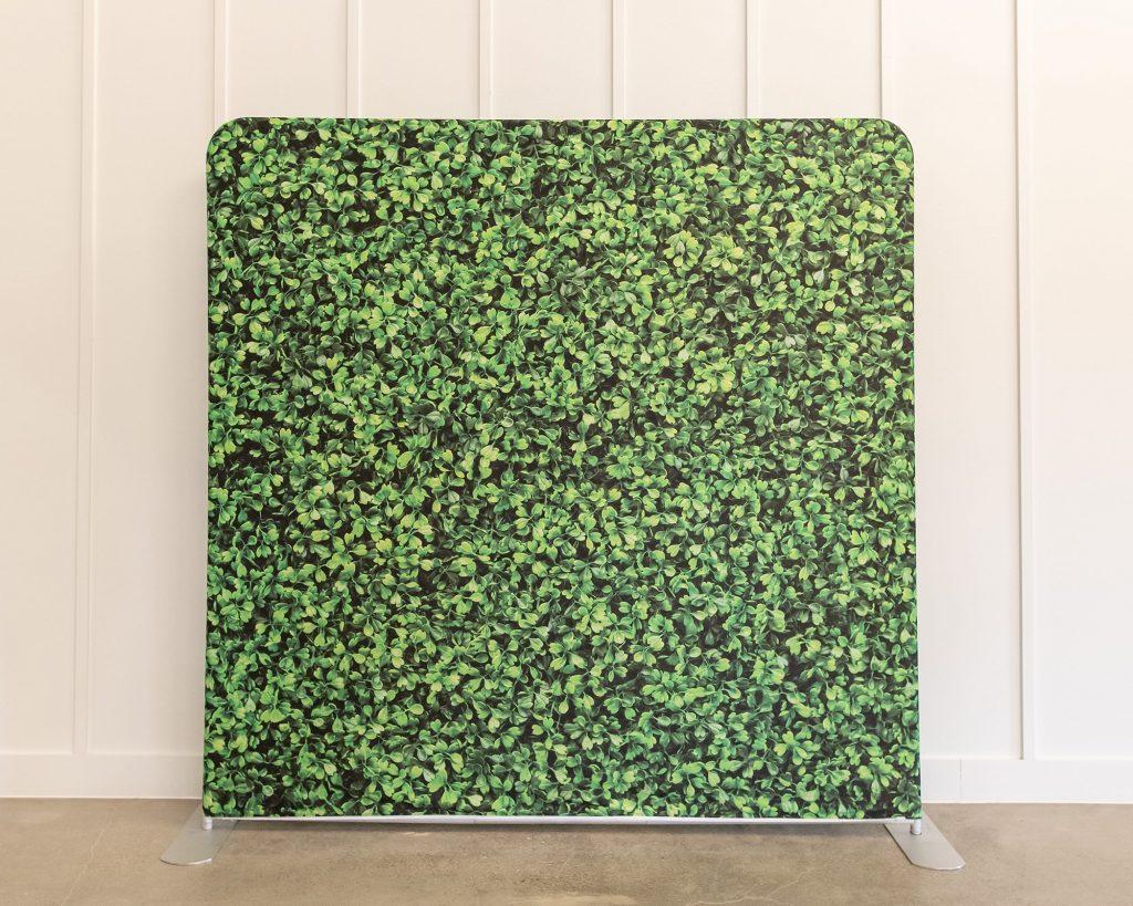 Photo Booth Backdrop - Greenery
