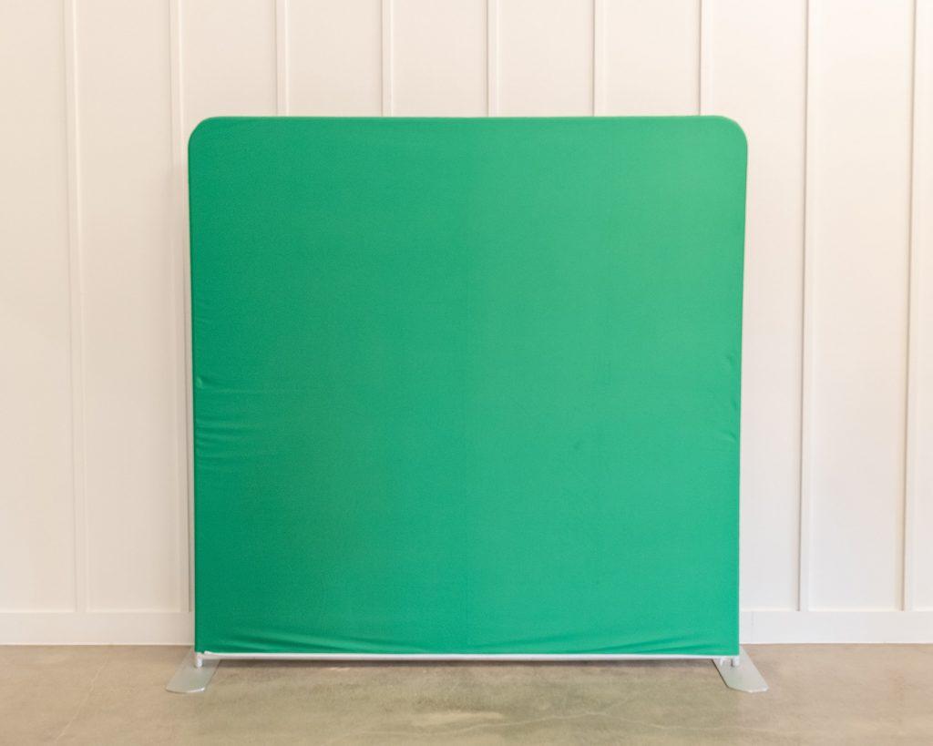 Photo Booth Backdrop - Green Screen